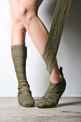 Twined Footwear