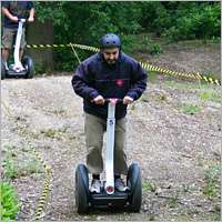 Segway Rally Races