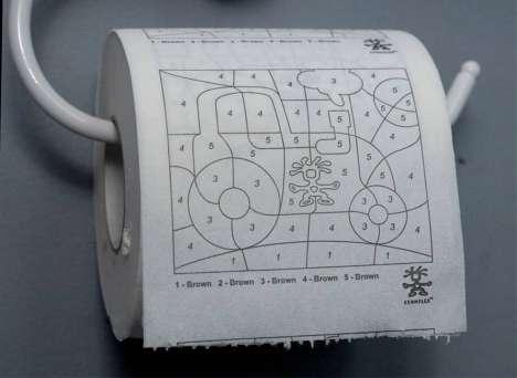 Creative Bathroom Games