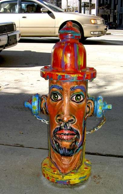 Fire Hydrant Canvases