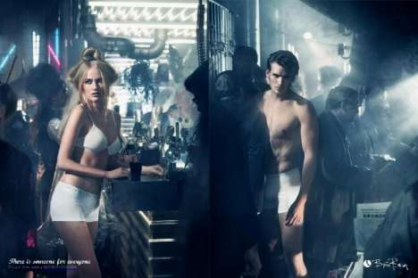 Match-Making Underwear Ads