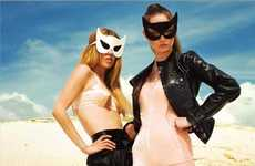 Desert Superhero Fashion - Cat Power in V Magazine
