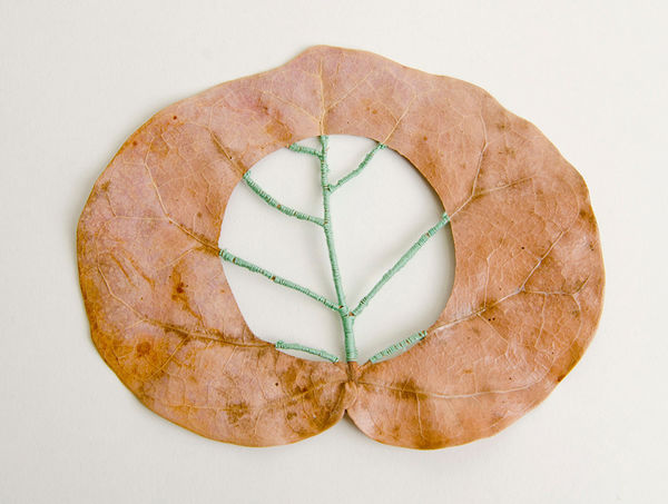 14 Artful Leaf Designs