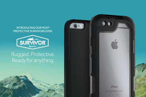 Rugged Phone Cases