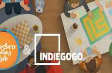 Crowdsourced Toy Competitions - Hasbro & Indiegogo are Teaming Up to Find a Winning Party Game Idea