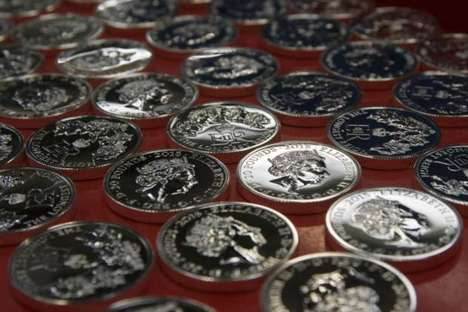 Royal Portraiture Coins