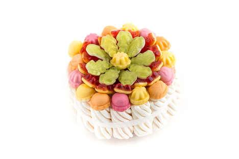 Celebratory Candy Cakes