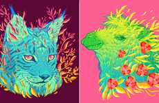 Psychedelic Species Artwork