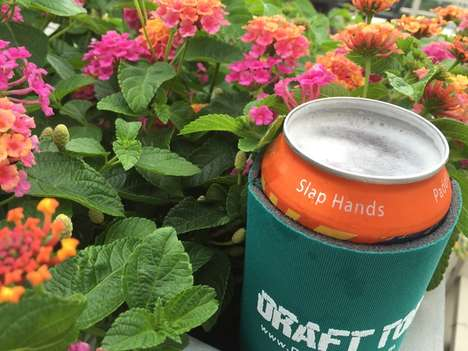 The 'Draft Top' Turns Any Can into a Easy-to-Drink Container