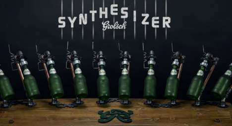Social Synthesizer Videos