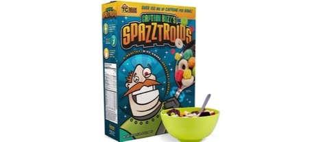 Caffeinated Breakfast Cereals
