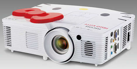 Cartoon Cat Projectors