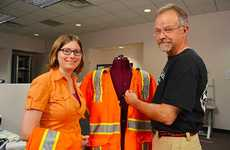 Life-Saving Road Vests - The InZoneAlert Vest Alerts Wearers of Approaching Vehicles