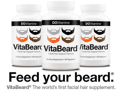 Beard Growth Supplements