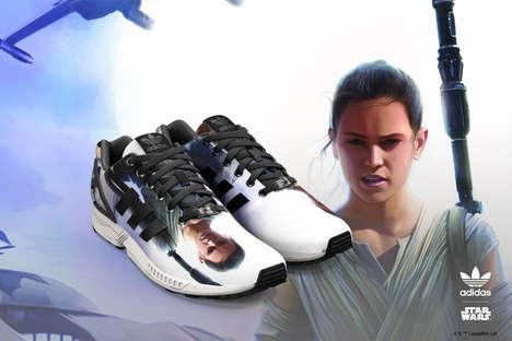 Custom Intergalactic Sneakers