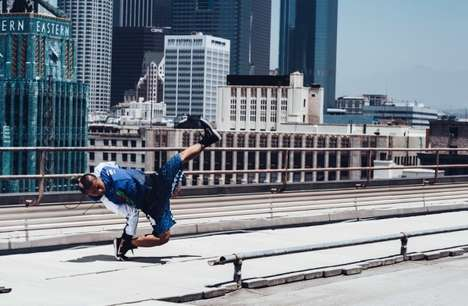 Breakdancing Streetwear Lookbooks