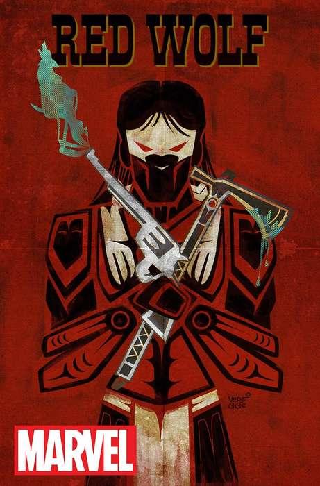 Native American Superheroes