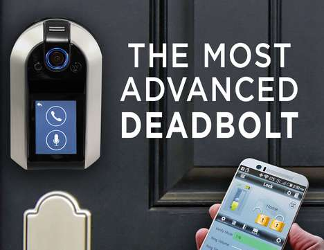 Multifunctional Smart Locks - The Westinghouse Nucli Smart Lock Features Limitless Connectivity