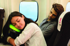 Ergonomic Airplane Pillows