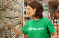 Pharmacy Delivery Partnerships - Walgreens Wades into the Sharing Economy Application TaskRabbit