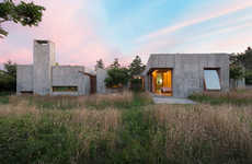 Moveable Concrete Houses