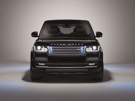 Luxurious Armored Vehicles
