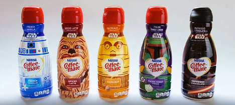 Intergalactic Coffee Creamers