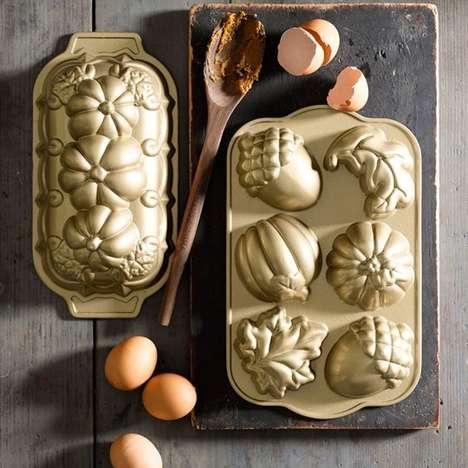 Autumnal Baking Pans