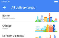 Inclusive Delivery Apps - This Google Service Allows Customers to Order Non-Food Items as Well
