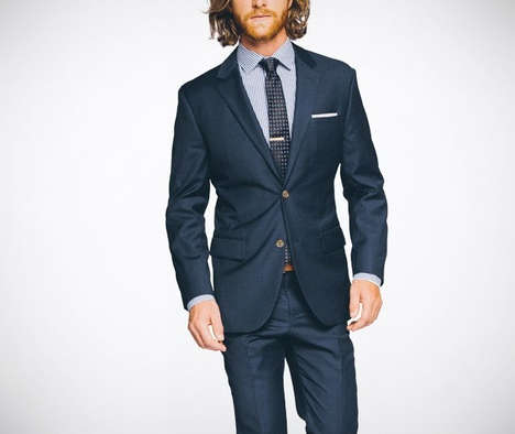 Sleek Stain-Proof Suits