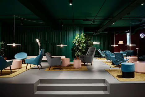 Student-Inspired Hotels