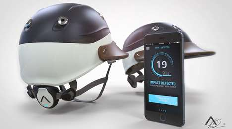 Smart-Tech Polo Helmets