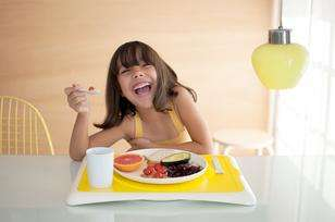 Interactive Dinner Trays - The Yumit Food Tray Encourages Healthy Eating Habits in Kids