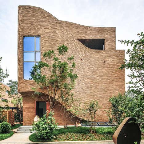 Architecturally Asymmetrical Villas