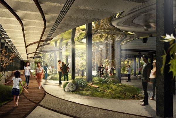 28 Stunning Subterranean Structures