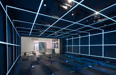 Futuristic Fitness Galleries