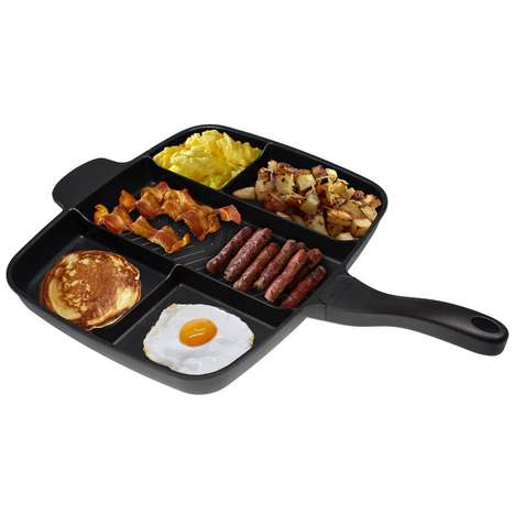 All-In-One Cooking Pans