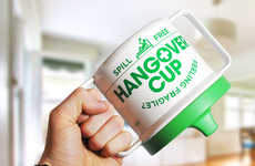 Hangover-Inspired Sippy Cups - This Spill-Proof Cup is Perfect for the Morning After