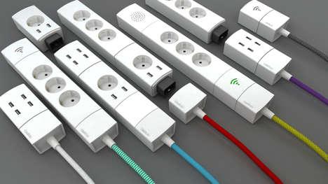 Stylish Modular Outlets