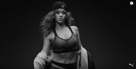 Songstress Sportswear Ads