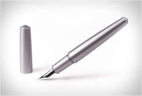 Futuristic Fountain Pens