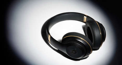High-Fashion Headphones