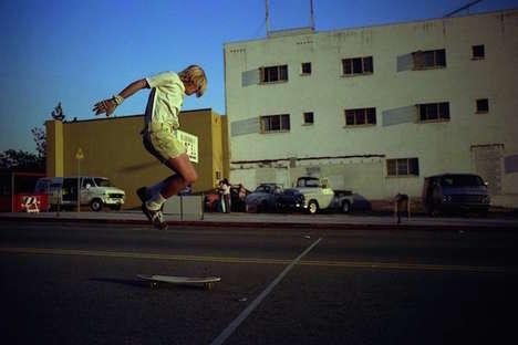 Historic Skateboarding Photography