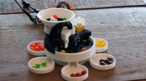 Candy-Sorting Machines