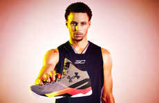 Futuristic Basketball Sneakers - Under Armour Unveiled the 'Curry 2' for Improved Performance