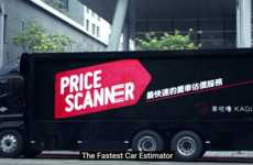 Car-Appraising Trucks - Kagulu's 'Price Scanner' Provides Mobile Car Valuation Services