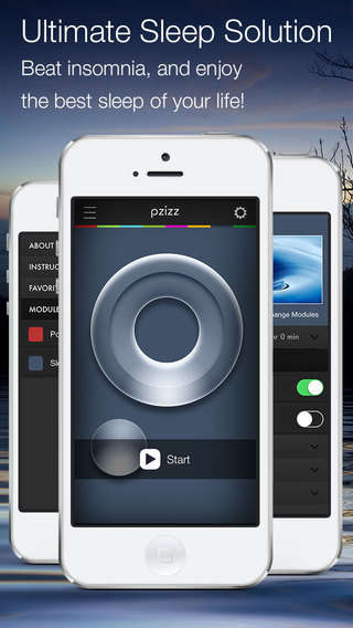 Soothing White Noise Apps