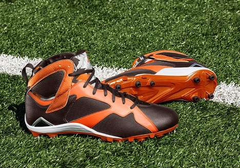 Team-Themed Cleats