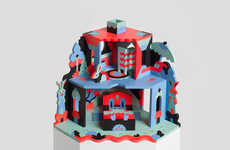 Gender-Neutral Dollhouses - This Modular Dollhouse Collection Promotes Shared Play