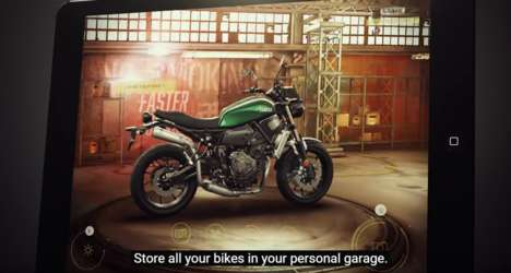 Motorcycle Customization Apps